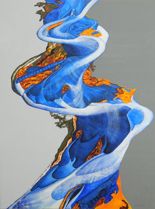 Art by Skottla - Out of the Blues