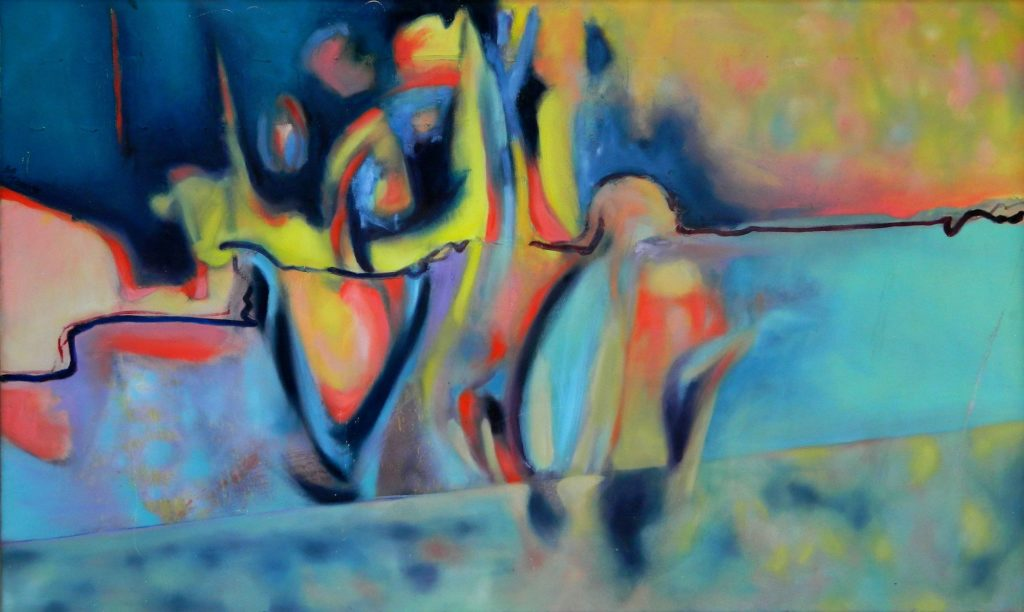 Chalklines & Tidelines - Art by Robert Doyon